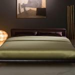 Oblazinjene postelje za udobno in privlačno spalnico