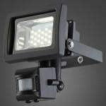 LED reflektor za varno dvorišče