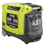 Uporaba prenosnega agregata Ryobi RYI 2200