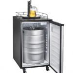 Kegerator ohranja vaše pivo hladno in ne spremeni okusa