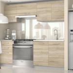 Klasično ali moderno zasnovane blok kuhinje
