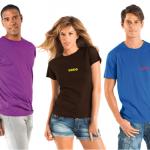 Popularne lastnosti bombažnih majic
