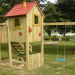 Kakovostna otroška lesena igrala po naročilu