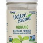 Brez kalorična stevia kot naravno sladilo