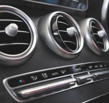 Kondenzator klime za avto